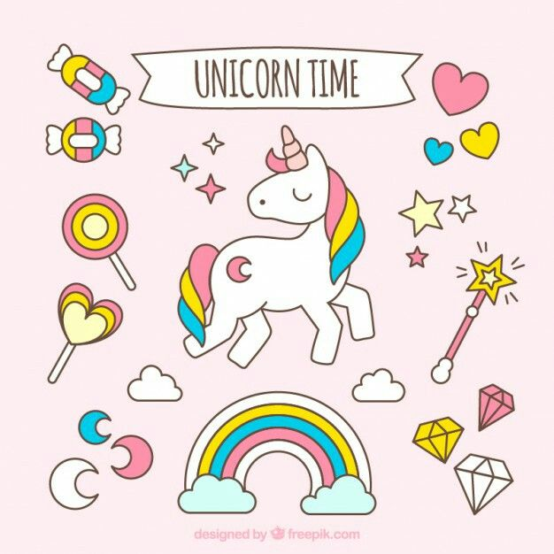 AM - UNICORN STARTER PACK | Beautiful Cases For Girls