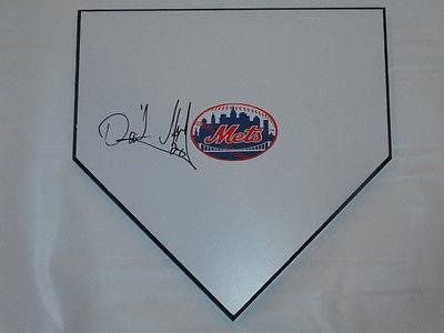 Daniel Murphy Signed Home Plate New York Mets Autographed Exact Proof  MLB Game Used Bases *** To view further for this item, visit the image link.
