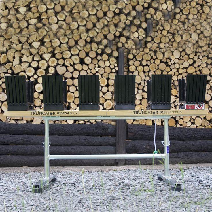 6Pro Chainsaw Sawhorse Steel