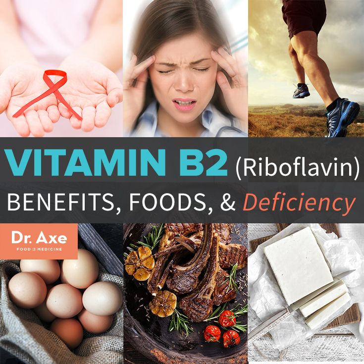 Vitamin B2 / Riboflavin: Benefits, Sources, & Deficiency