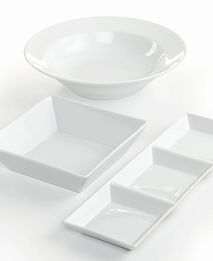 2016 - Serving dishes The Cellar Whiteware Serveware & Accessories - Serveware - Dining & Entertaining - Macy's
