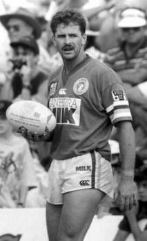 ACT Sport Hall of Fame Member - Gary Belcher, Rugby League