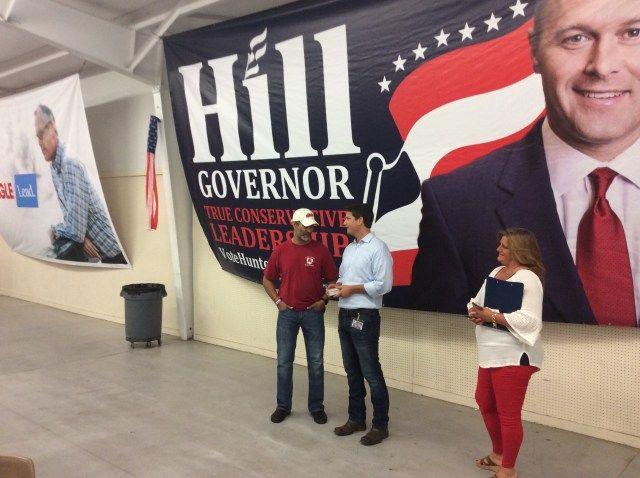 Georgia 2018: Hunter Hill carries Cobb GOP straw poll of race for governor  Atlanta Journal Constitution (blog) http://ift.tt/2tRhzKd