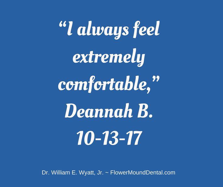 Patient reviews flower mound dental dr william e wyatt