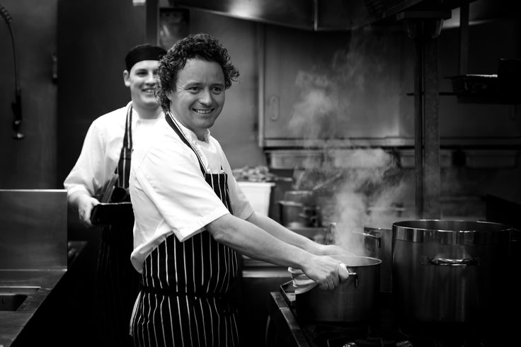 Spend a day with Scotland's Tom Kitchin learning how to create great modern British cuisine using classic French techniques and methods