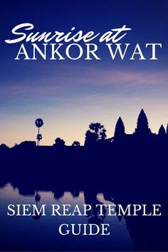 CAMBODIA ANGKOR & SIEM REAP TEMPLE GUIDE NOVEMBER 30, 2015 Siem Reap Temple Guide image  Siem Reap, or more specifically Angkor, is the temple capital of South East Asia. It has one of the richest concentrations of architectural wonders on earth with over 1000 temples within a 250 mile/400 kilometre square area. It is home to the most famous and largest religious buildings in the world, Angkor Wat, as well as many other well known popular temples.