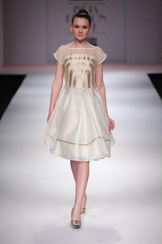 Rahul Mishra - Wills India Fashion Week Autumn/Winter 2012 Show