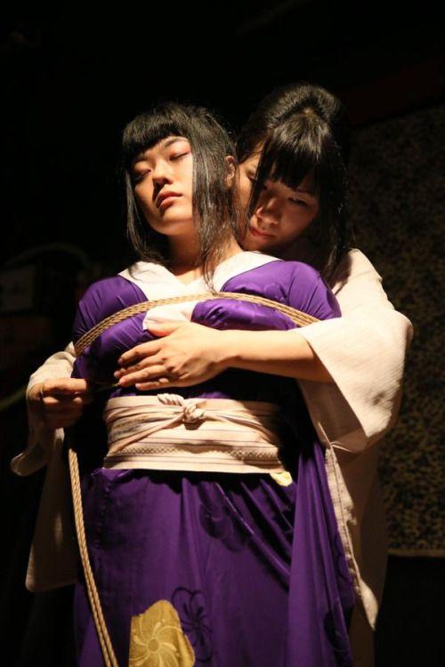 Rope : Kasumi Hourai Photo : DatoraB