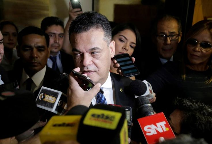 #world #news  Paraguay Congress wrestles again with presidential re-election law