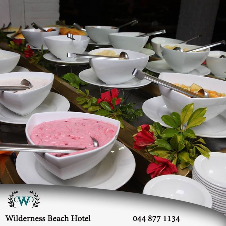 Good morning Wilderness. Start your day the healthy way with a delicious fruit and yogurt breakfast from the Wilderness Beach Hotel. Contact our reservations office to book your next holiday on the shores of the Indian Ocean. #destinations #lifestyle #healthymeals