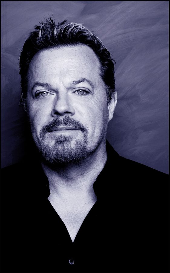 Eddie Izzard - funny, intelligent, kind, and oddly hot.