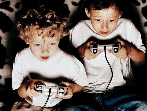 """New study shows that video games are healthy"""
