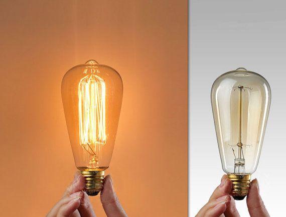 Die besten 25+ Filament light bulbs Ideen auf Pinterest - küchenbeleuchtung led selber bauen