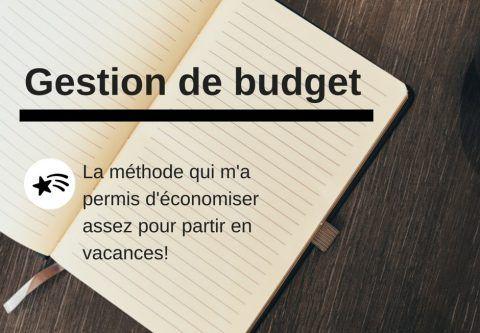 gérer son budget