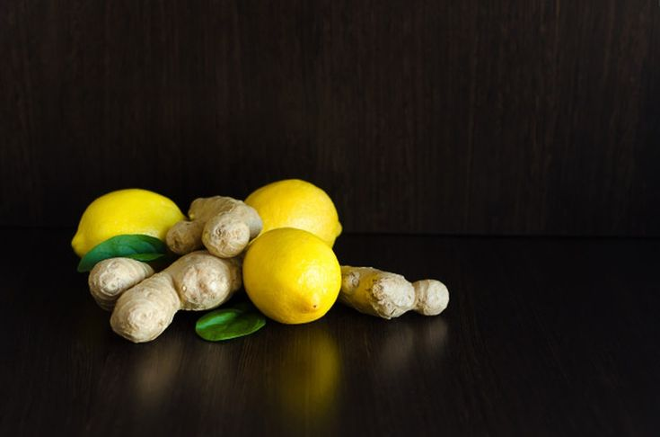 Lemon And Ginger For Beverage To Boosting The Immune System On Dark With Copy Space Paid Sponsored Paid Beverage Ginger In 2020 Ginger Beverages Immunity