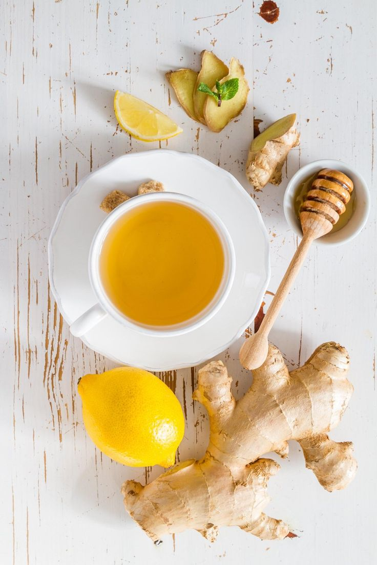 Tisane au gingembre et au citron | Recette en 2020