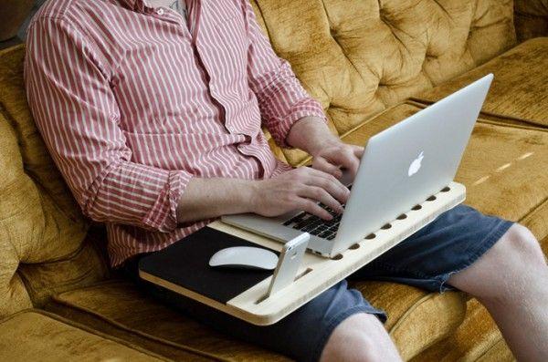 Slate è la scrivania portatile che hai sempre sognato. | BoBos