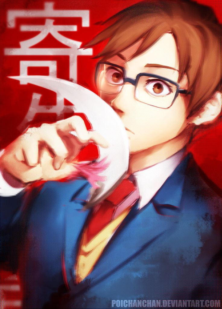Parasyte by Poichanchan.deviantart.com on @deviantART