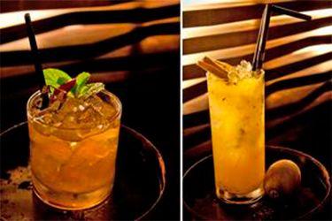 Bourbon Bonanza (cocktail) http://www.bite.co.nz/recipe/1642/Vanilla-poached-golden-kiwifruit-with-cream/