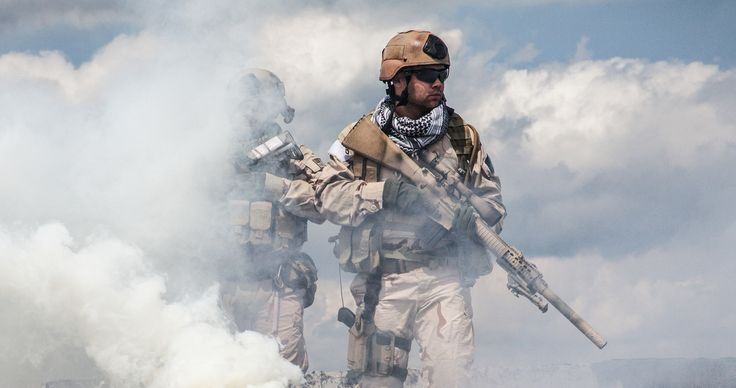 Navy SEAL Dies Defending Iraqi Christians from Evil ISIS Terrorists