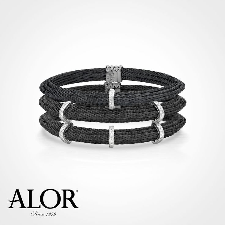 how to clean alor calble bracelets