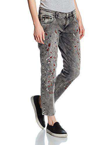 ef91ccc0a557 Silvian Heach Jeans ANGELINHA Femme GRIG 31