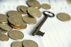 Money is the key - Li Kim Goh/Photodisc/Getty Images