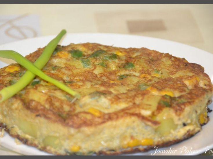 Découvrez la recette Tortilla espagnole sur cuisineactuelle.fr.