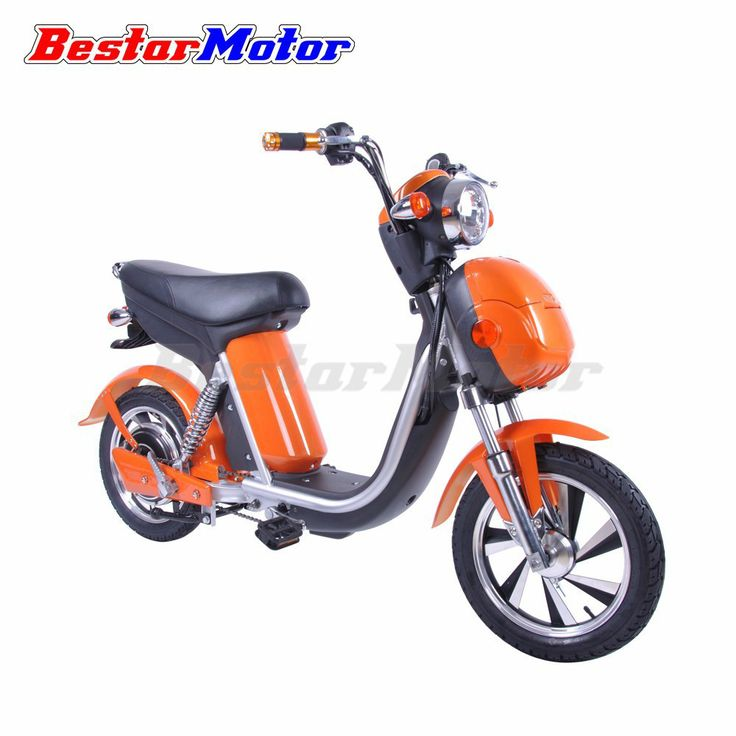 16'' New Small Chinese Cheap 48V Pedal Electric Moped For Sale