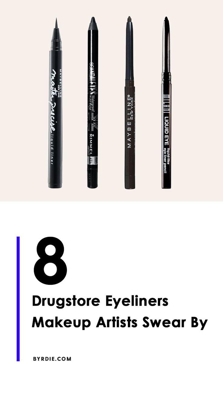 The best drugstore eyeliner