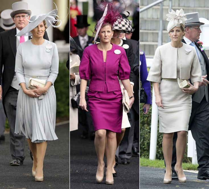 Sophie Wessex's Royal Ascot outfits - Photo 2 | Celebrity news in hellomagazine.com