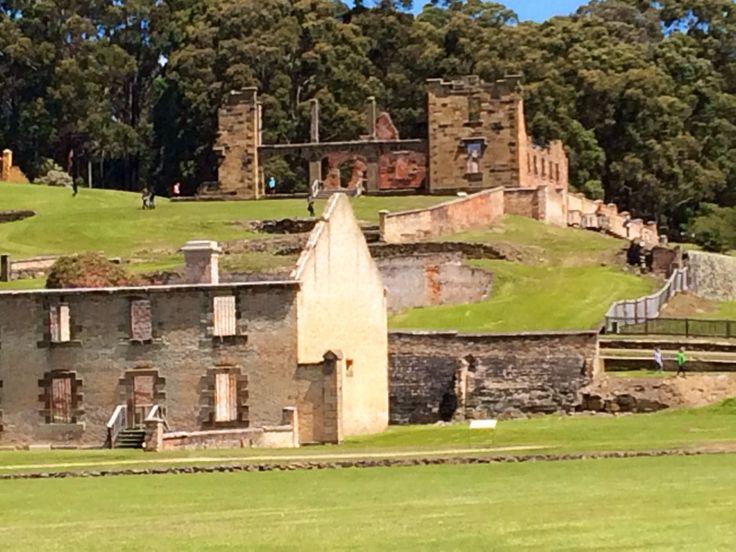Port Arthur Tasmania 2014