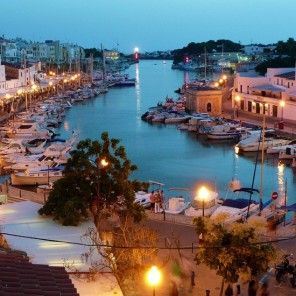 Mediterranean Menorca... the greenest and most authentic of the Balearic Islands with its deep blue bays, white sand beaches and spectacular cliffs authentic seafood restaurants. You won't regret doing a 8-day walking trip here.