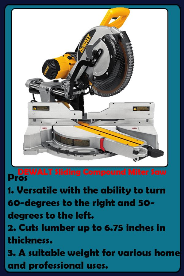 Miter Saw For Homeowner Miter Saw Homeowners Guide Mitered