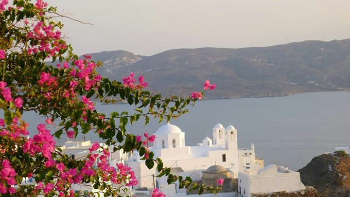 Plaka -Milos Greece