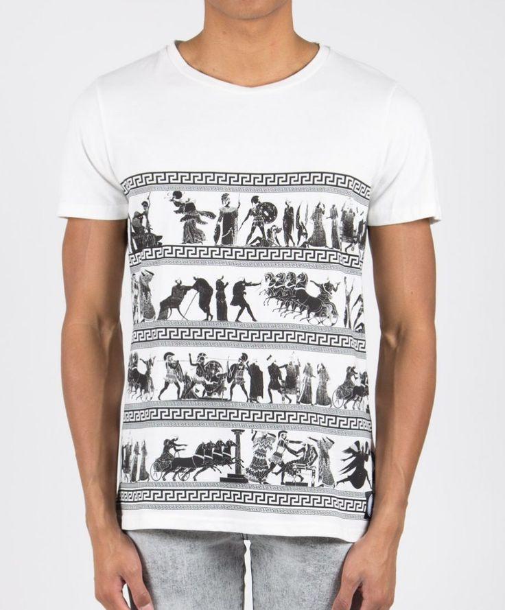 Greek shirt | Dopedfashion #urban #fashion #tshirt #greek #greekshirt
