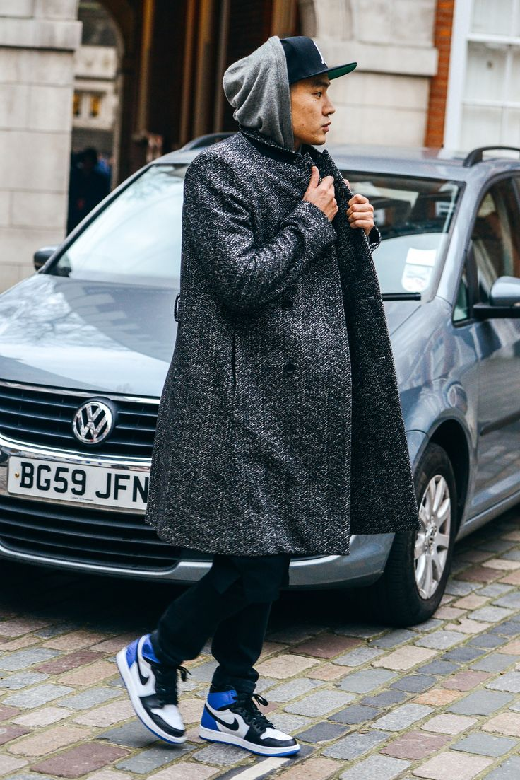 Tommy Ton in London: Street Style at the Fall '15 Menswear Shows