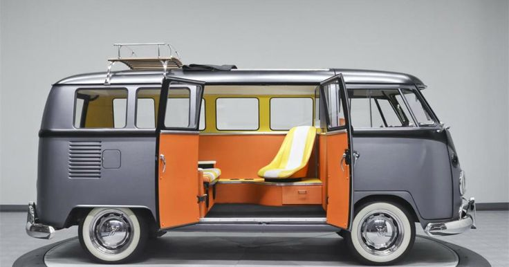 Forget the DeLorean: Someone Built a 'Back to the Future' Time Machine out of a VW Bus