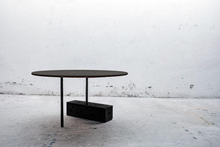 FELON table, design Camilla Monsrud 2013