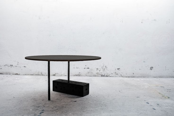 FELON table, design Camilla Monsrud 2013