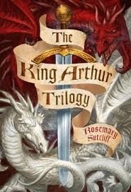 The legends of King Arthur and his knights have passed down through the generations since medieval times. In this spellbinding trilogy, Rosemary Sutcliff recreates all the mystique and mystery of the golden age of Camelot for a new generation. (SF, MFF)