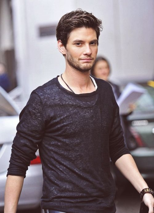 He's gotten better looking since Prince Caspian. Ben Barnes!