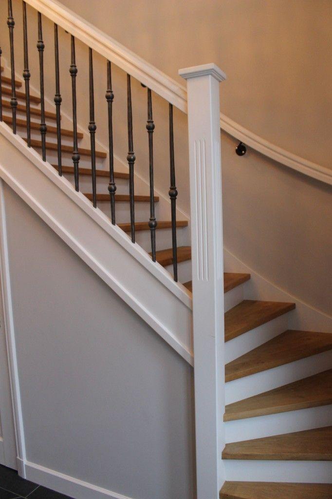 25 beste idee n over geschilderde trap op pinterest trappen schilderen verf trap en trappen - Geschilderde trapmodel ...
