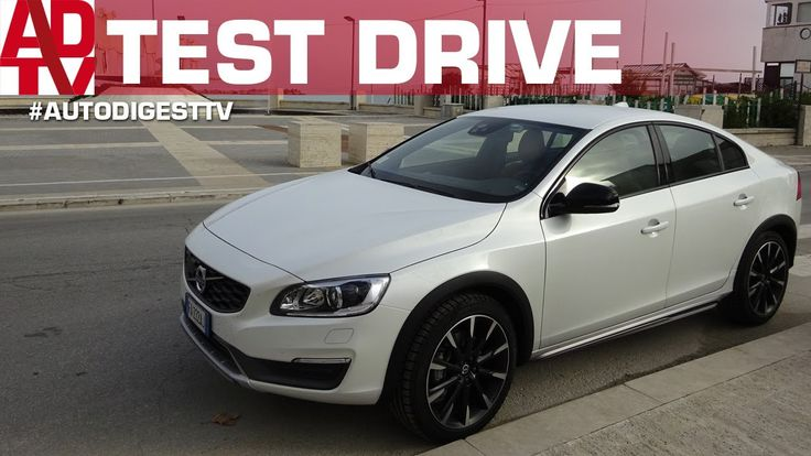 Volvo S60 Cross Country D4 AWD Test Drive