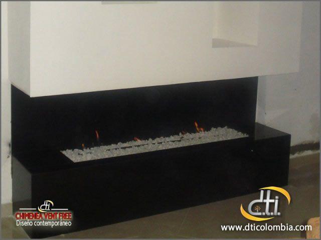 http://www.dticolombia.com/inicio Diseño, Servicio Técnico e Instalación de Chimeneas a Gas No Ventiladas en Bogotá, Colombia. D.T.I. Colombia. Tel : (57-1) 8052257 - 8052269