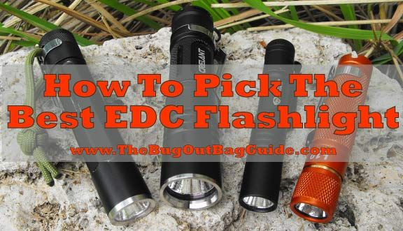 Best Overall, Mid-level, and Value EDC flashlights for your Every Day Carry Needs & features to look for when finding the BEST EDC Flashlight for your needs