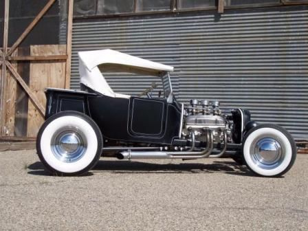 hot rod t bucket roadster | So, enough of my adulation — enjoy the photos.