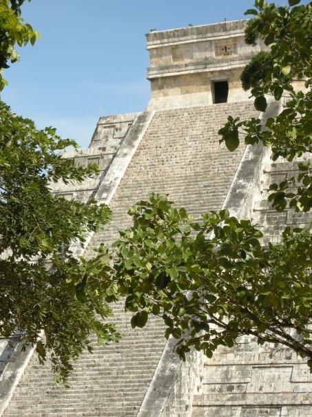 Chitchen Itza, Yucatan, Mexico