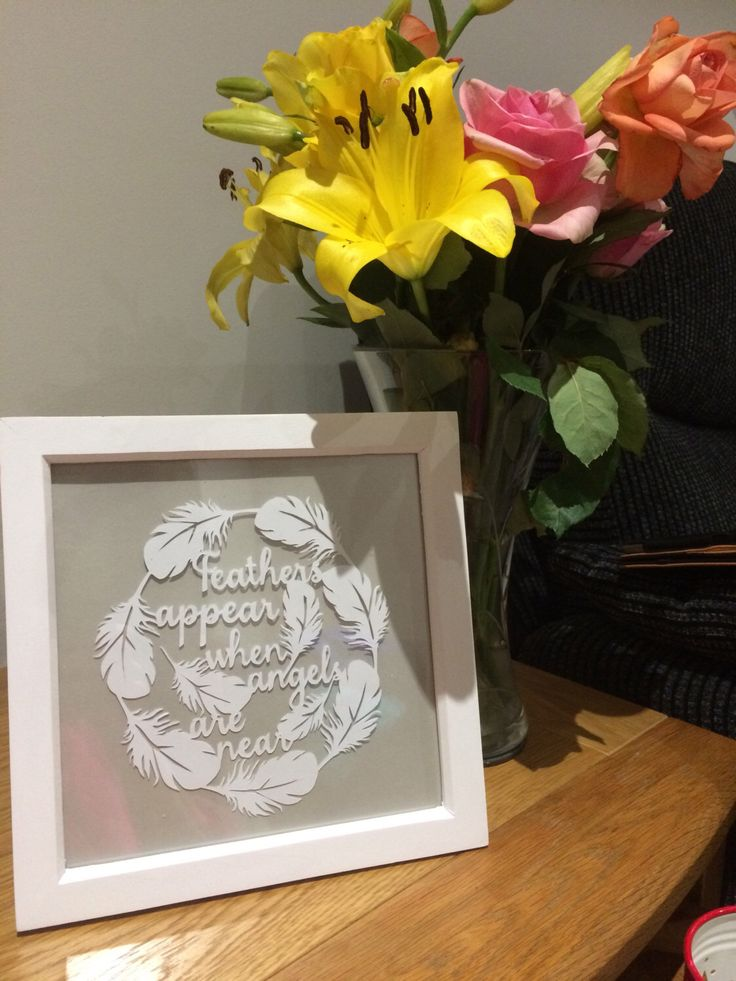 A personal favourite from my Etsy shop https://www.etsy.com/uk/listing/498514057/memorial-papercuts