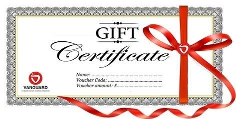 The perfect gifting solution... #Vanguard #Gift #vouchers now available to purchase on our website